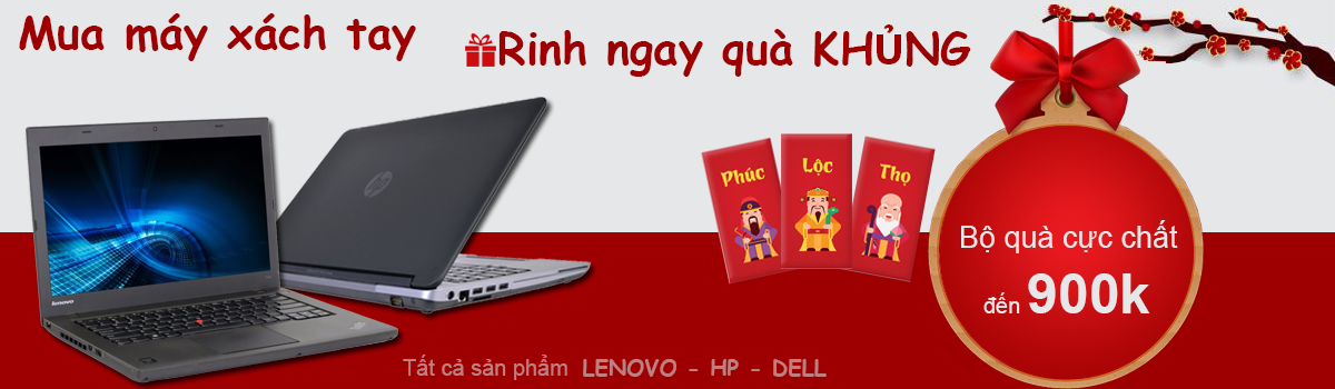 Mua laptop tặng quà tại VCOM 2019