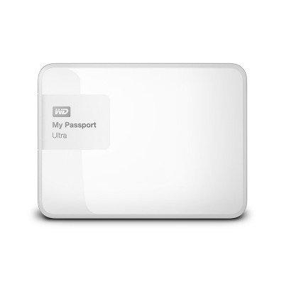 WD My Passport Ultra 500GB WDBWWM5000AWT - Trắng