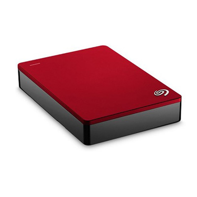 Ổ cứng di động Seagate Backup Plus Portable drive 4tb 2.5 - Red