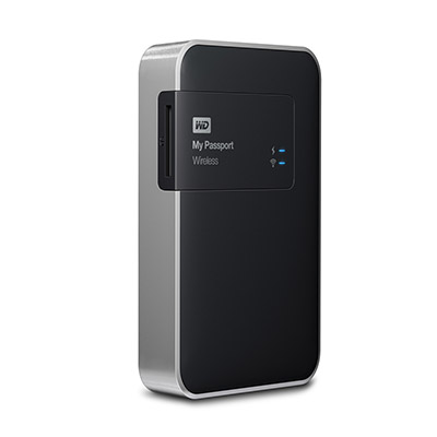 Ổ cứng di động WD My Passport Wireless 1TB WiFi