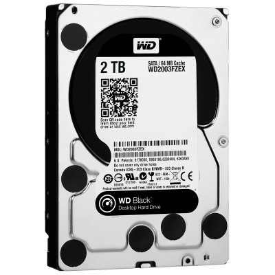 Ổ cứng WD Black 2TB WD2003FZEX