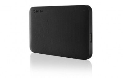 Toshiba Canvio Ready Black 2TB HDTP220AK3CA