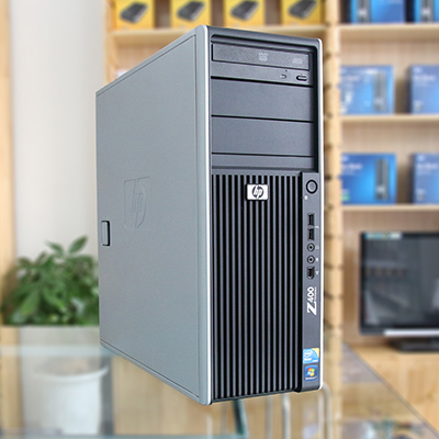 Máy trạm HP Z400 workstation cpu 6 core vga gtx 1050 chơi game