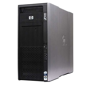 Máy tính HP Z800 workstation dual cpu xeon 4 core VGA Quadro 4000
