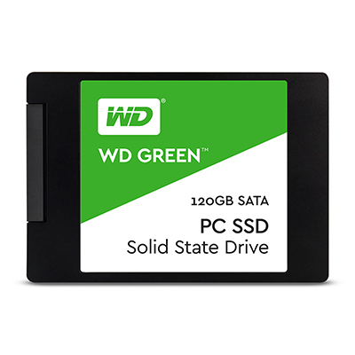 SSD WD Green 120GB Sata3
