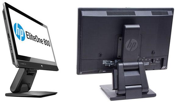 thiết kế máy tính để bàn aio hp eliteone 800 g1 cho văn phòng