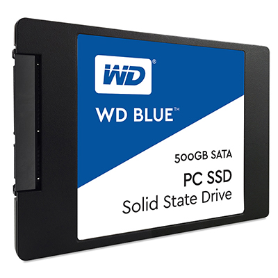 SSD WD Blue 500GB Sata3
