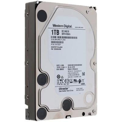 Ổ cứng Western Digital Ultrastar DC HA210 1TB cho server 3.5 inch