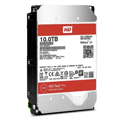 Ổ cứng WD Red Pro 10TB 7200rpm 3.5 inch