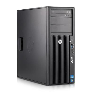 Workstation HP Z220 CMT core i7 VGA 4GB chơi game Radeon RX 580