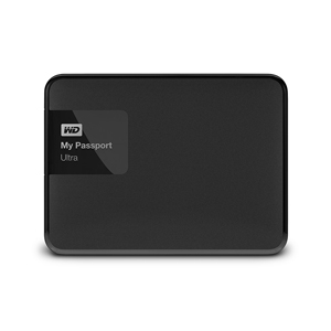 WD My Passport Ultra 1TB WDBGPU0010BBK - Đen