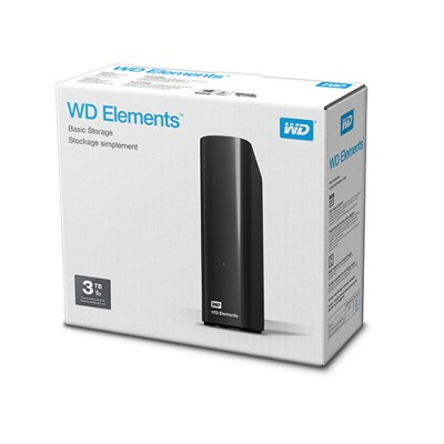 Ổ cứng WD Elements 3TB 3.5 inch Desktop