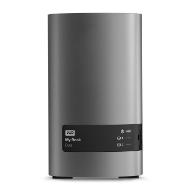 WD My Book Duo 12TB WDBLWE0120JCH