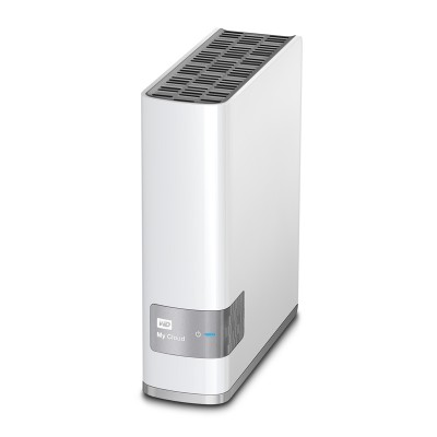 WD My Cloud 4TB WDBCTL0040HWT