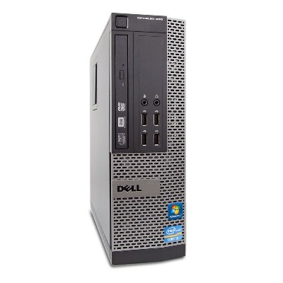 Máy tính Dell OptiPlex 990 SFF CPU Intel G620