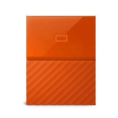 Ổ cứng di động WD My Passport 1TB orange