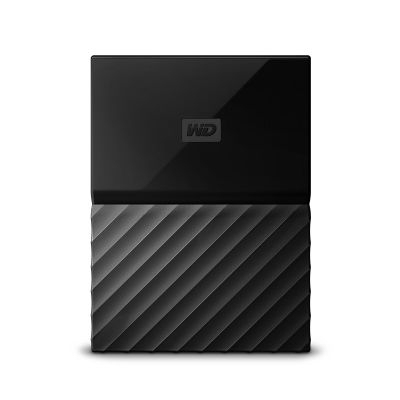 Ổ cứng di động WD My Passport 2TB black new 2019