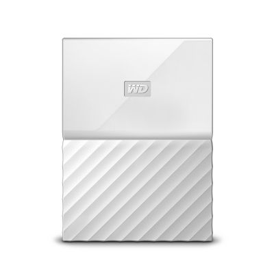 Ổ cứng di động WD My Passport 2TB white new 2019
