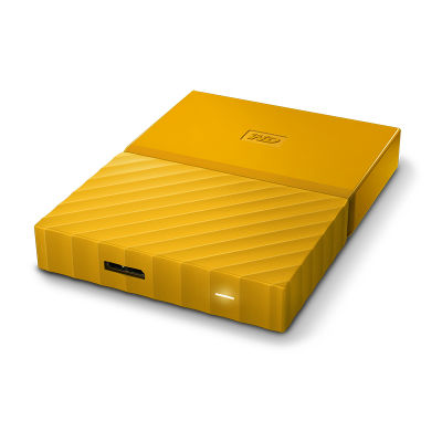 Ổ cứng di động WD My Passport 3TB yellow