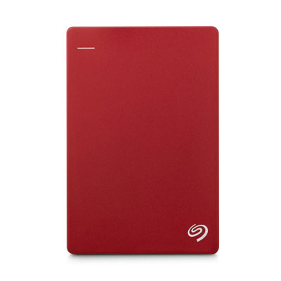 Ổ cứng di động Seagate Backup Plus Slim 2TB Red STDR2000303