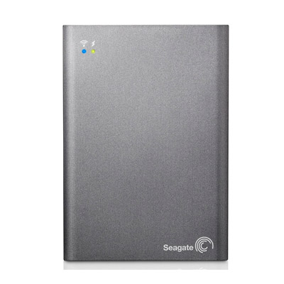 Ổ cứng di động Seagate Wireless Plus Portable 2TB 2.5 STCV2000300 GRAY