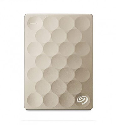 Ổ cứng Seagate Backup Plus Ultra Slim 1TB Gold