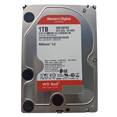 Ổ cứng WD Red 1TB 3.5 inch cho NAS - PC
