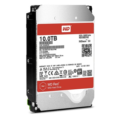 Ổ cứng WD Red 10TB 3.5 inch