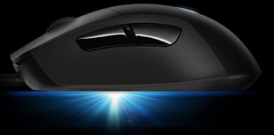 Chuột chơi game Logitech G403 Prodigy Gaming Mouse - Wired