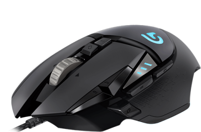 Chuột chơi game Logitech G502 Proteus Spectrum Tunable Gaming Mouse