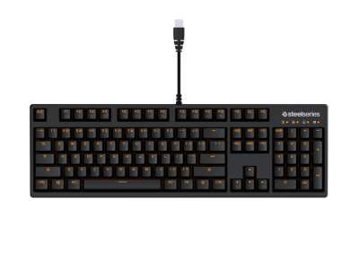 Bàn phím SteelSeries Apex M260 FrostBlue (Red Switch)