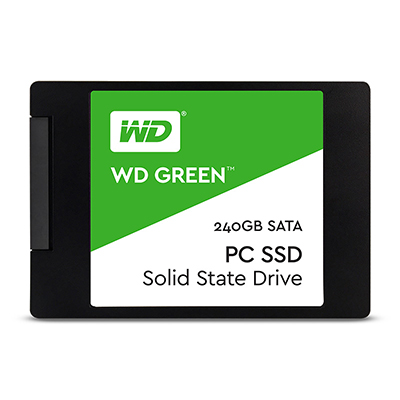 Ổ cứng SSD WD Green 240 GB WDS240G1G0A