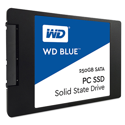 SSD WD Blue 250GB Sata3